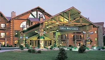 Resort Great Wolf Lodge Kansas City Trivago Com