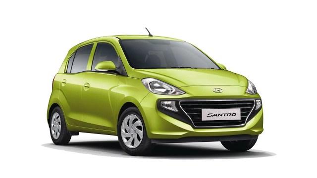 Image result for Hyundai Santro