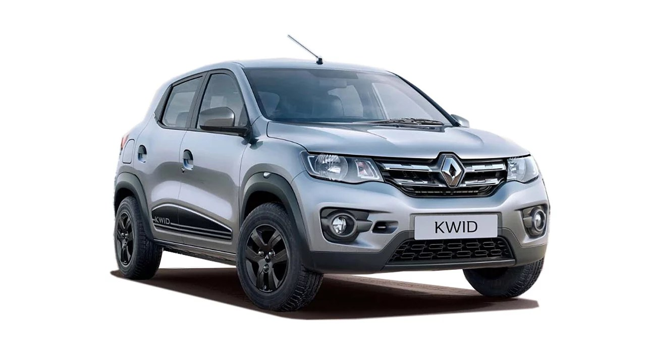 Renault Kwid 10 RXT AMT Opt Price (GST Rates), Features
