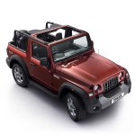 All New 2020 Mahindra Thar Receives 9 000 Bookings Carwale