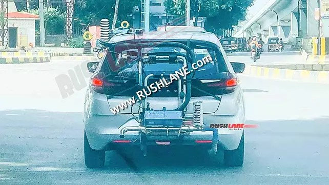 Is this the Tata Altroz CNG?