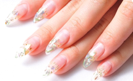 Find Nail Extensions Deals In Ahmedabad Best