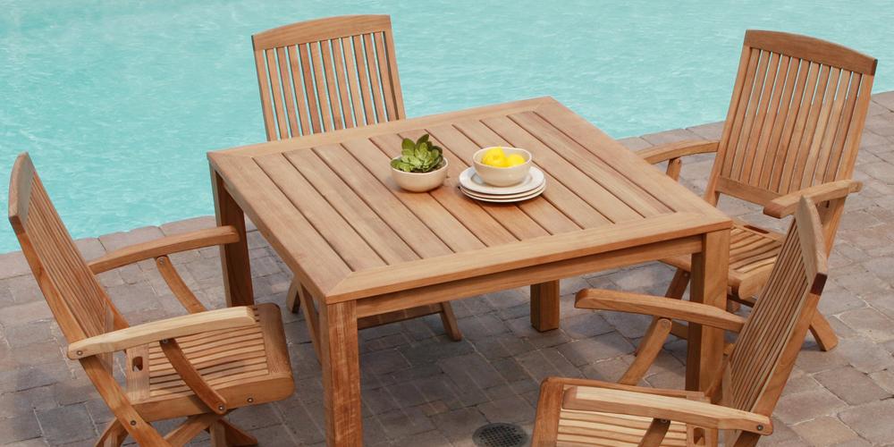 teak patio furniture buying guide