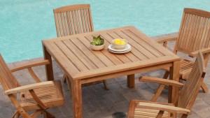 Teak Patio Furniture Buying Guide PatioLiving