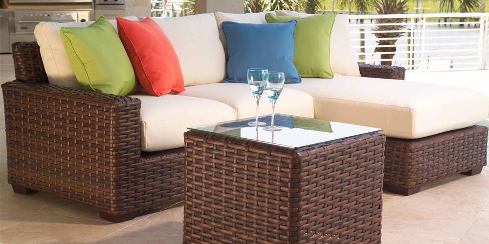 wicker patio furniture patioliving