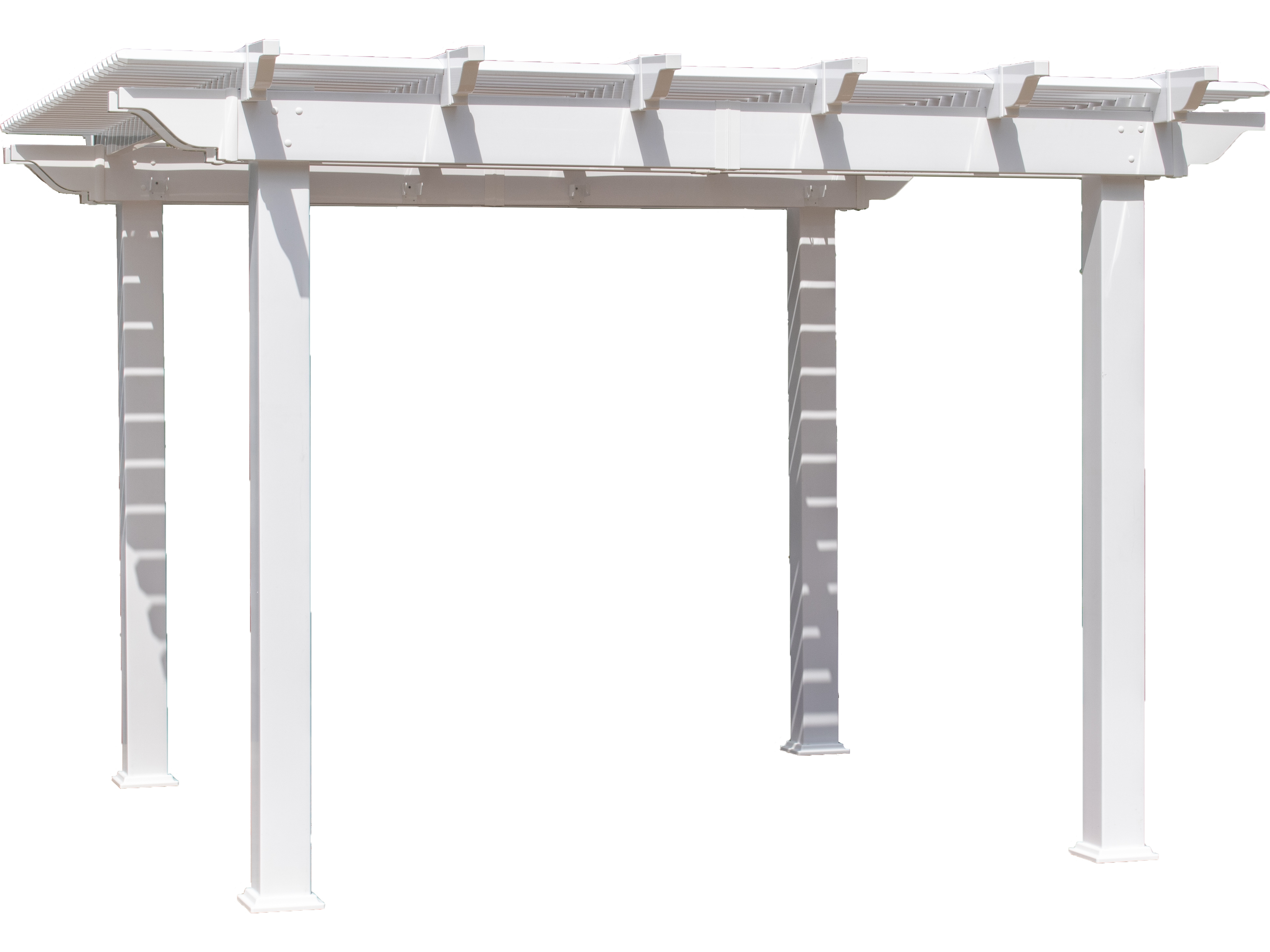 berlin gardens bradford 12 x 12 pergola with curtain rods and curtains