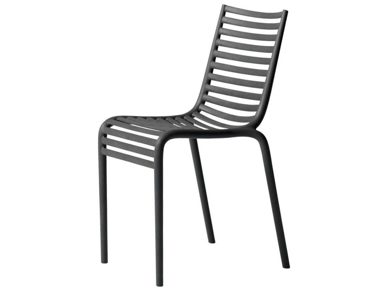 Driade Pip E Polypropylene Monobloc Stackable Chair In