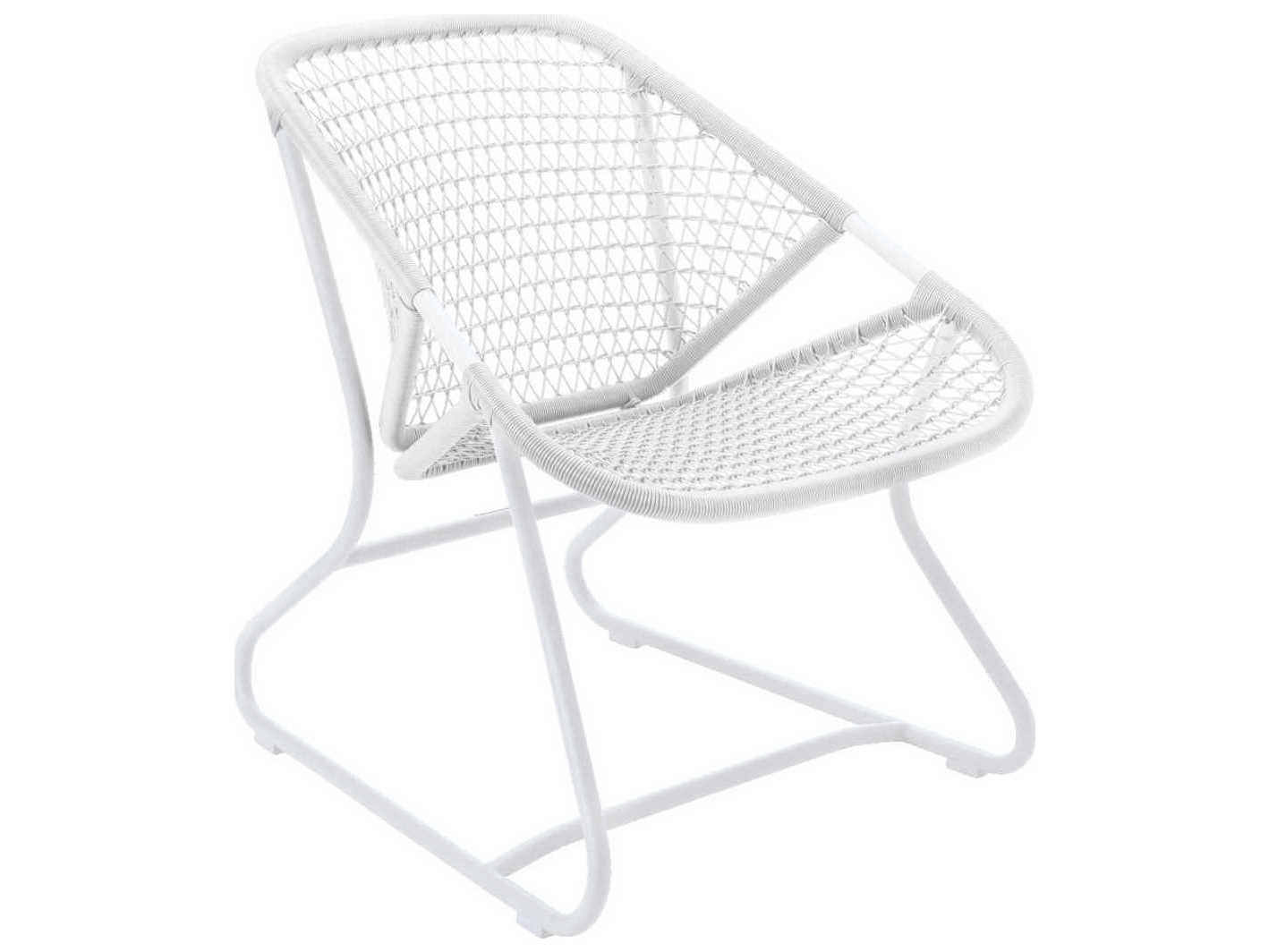 Fermob Sixties Aluminum Resin Lounge Chair