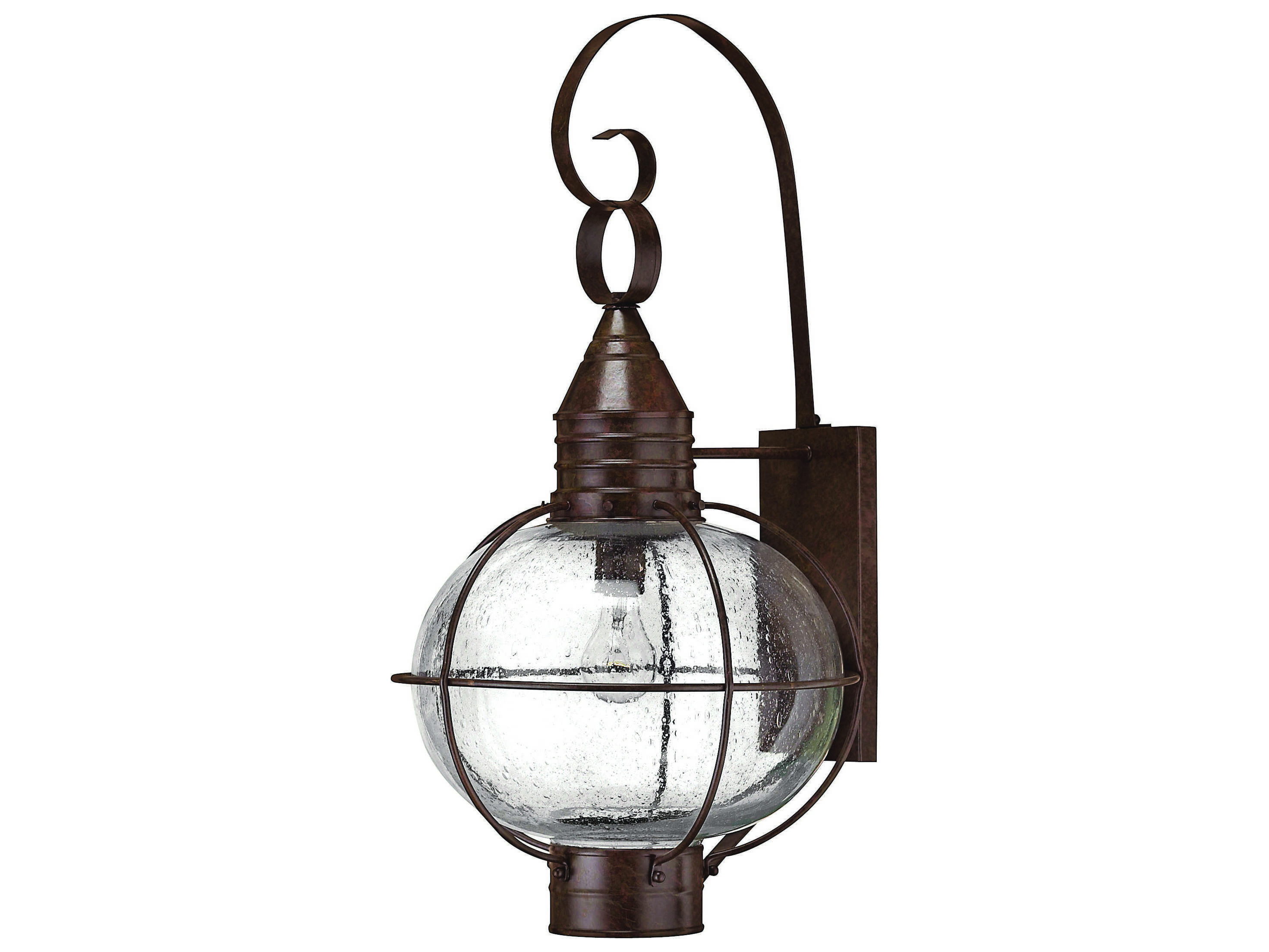 Hinkley Lighting Cape Cod Sienna Bronze LED Outdoor Wall