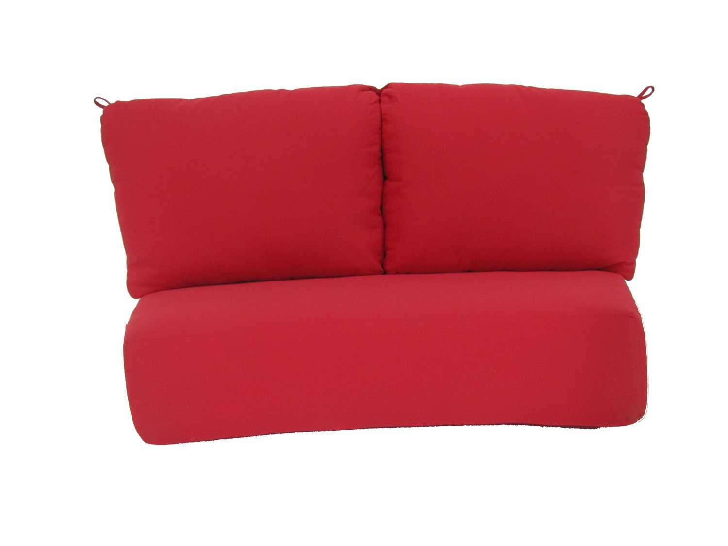 Meadowcraft Cove Replacement Deep Seating Loveseat Seat