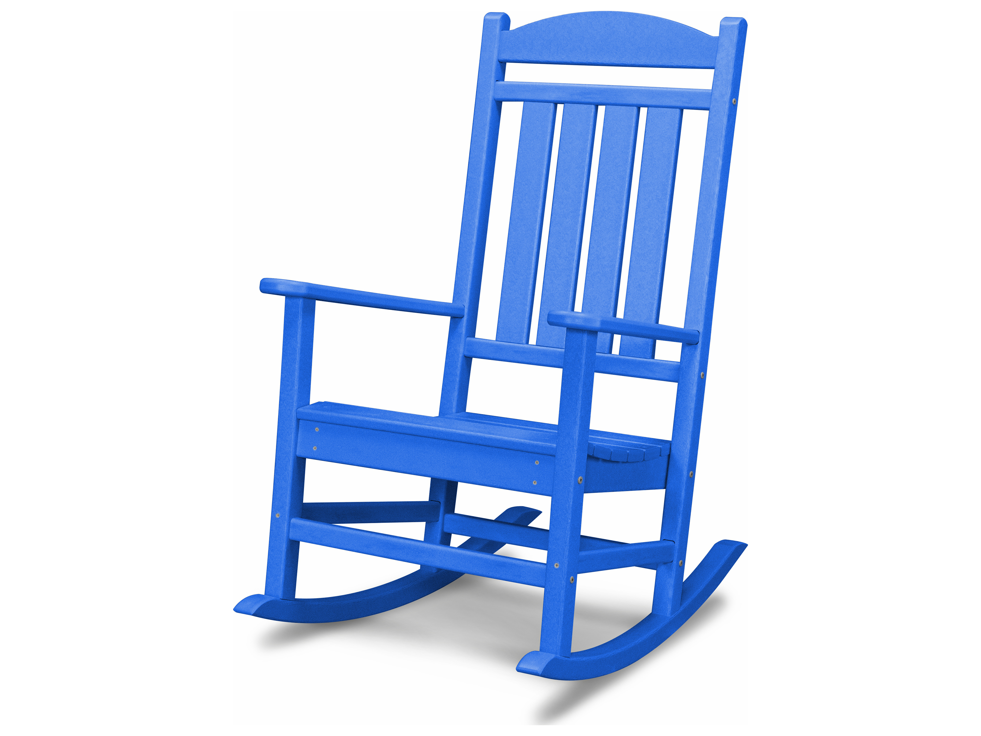 Polywood Presidential Recycled Plastic Rocker