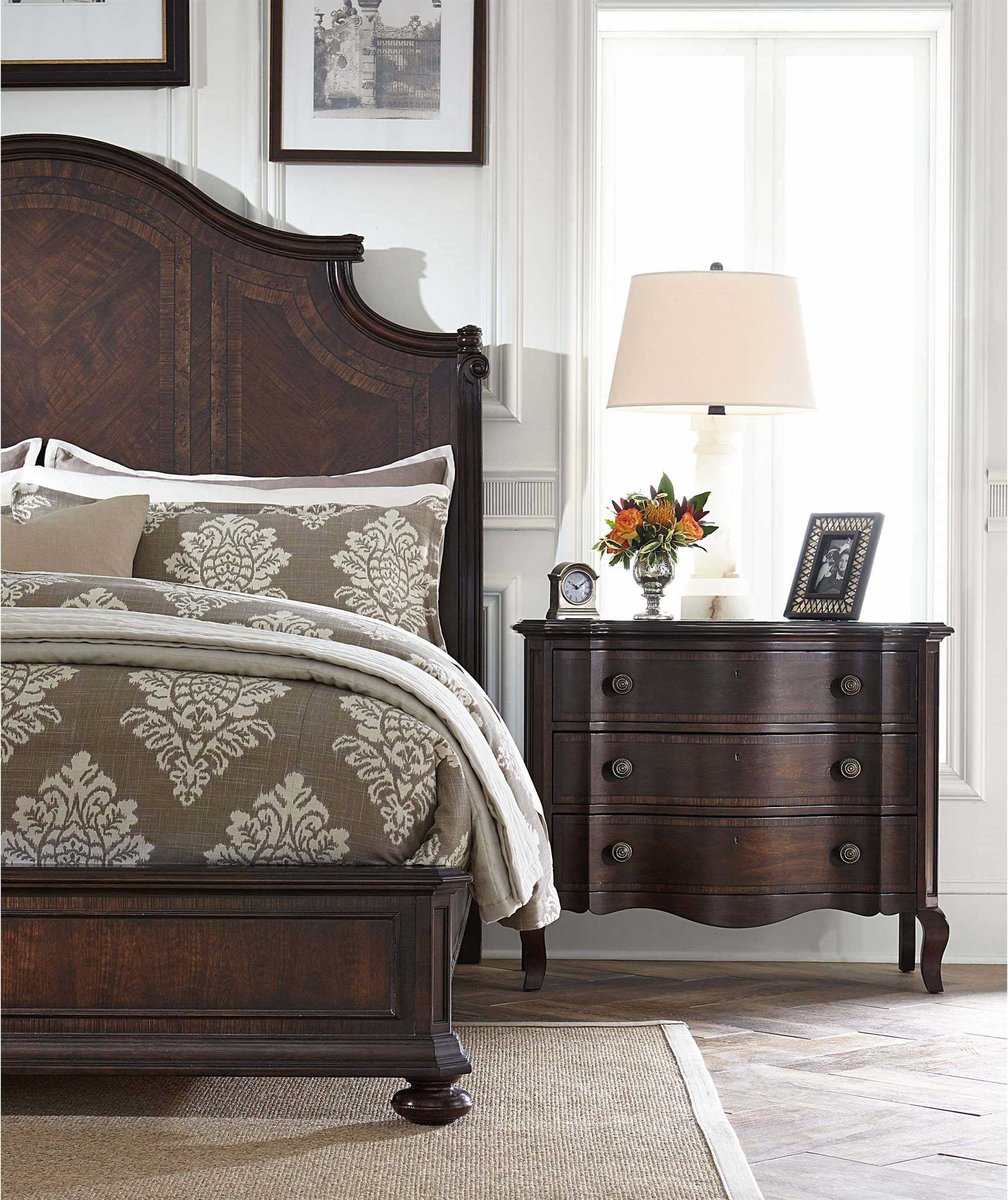 Stanley Furniture Casa D Onore Bedroom Set Sl4431342set2
