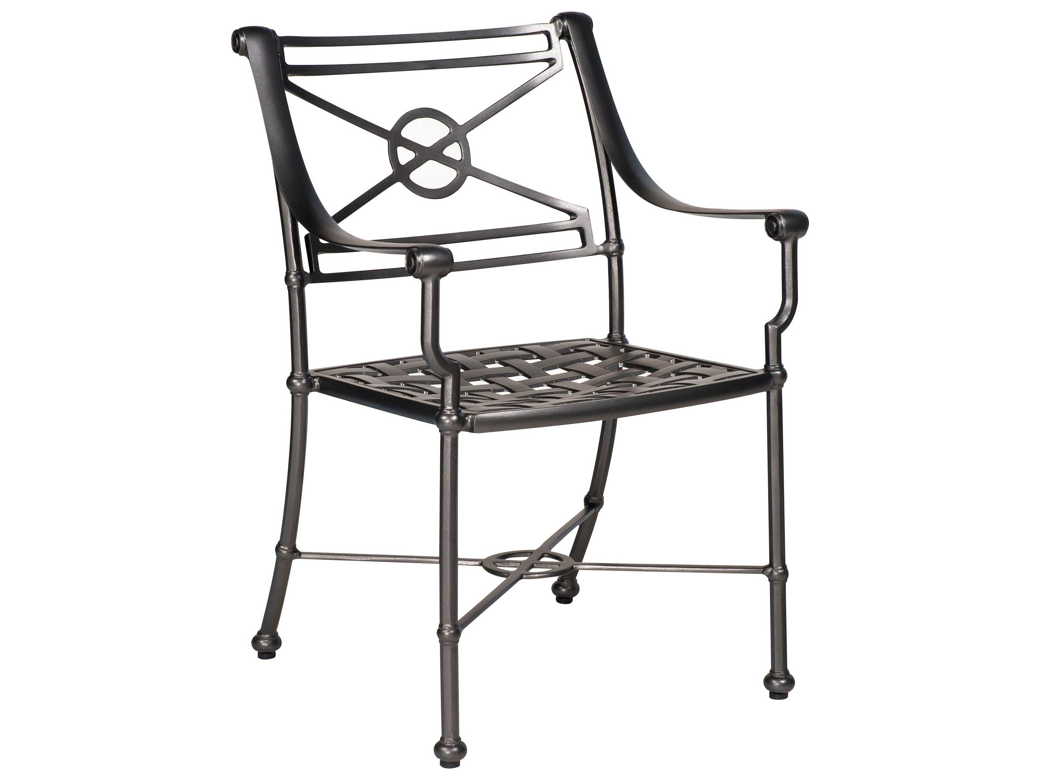 Woodard Delphi Cast Aluminum Dining Chair
