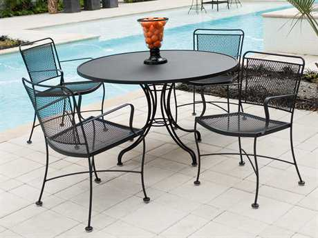 wrought iron patio furniture Wrought Iron Patio Furniture | Made for Longevity | Shop