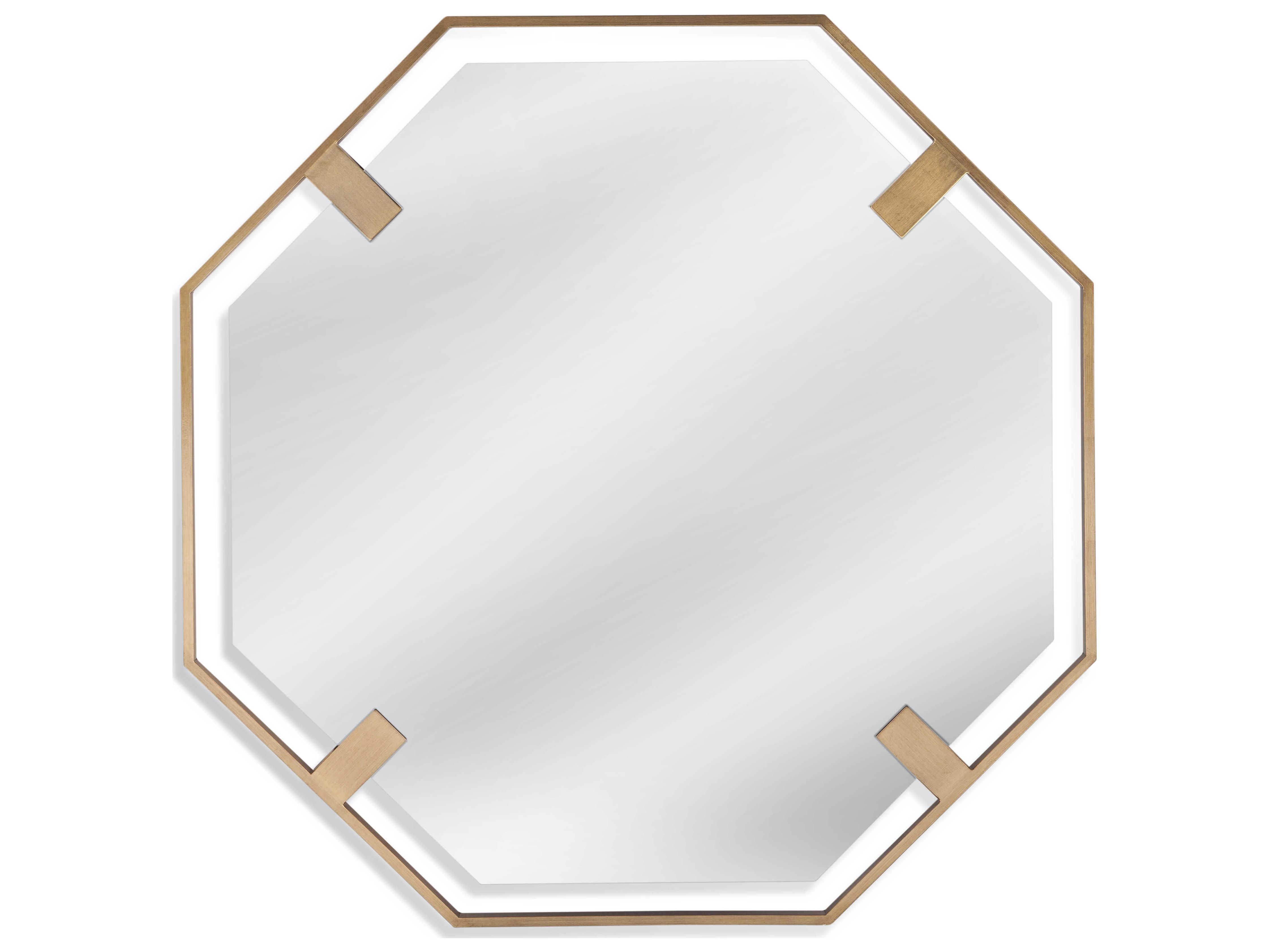 Bassett Mirror Antique Gold Wall