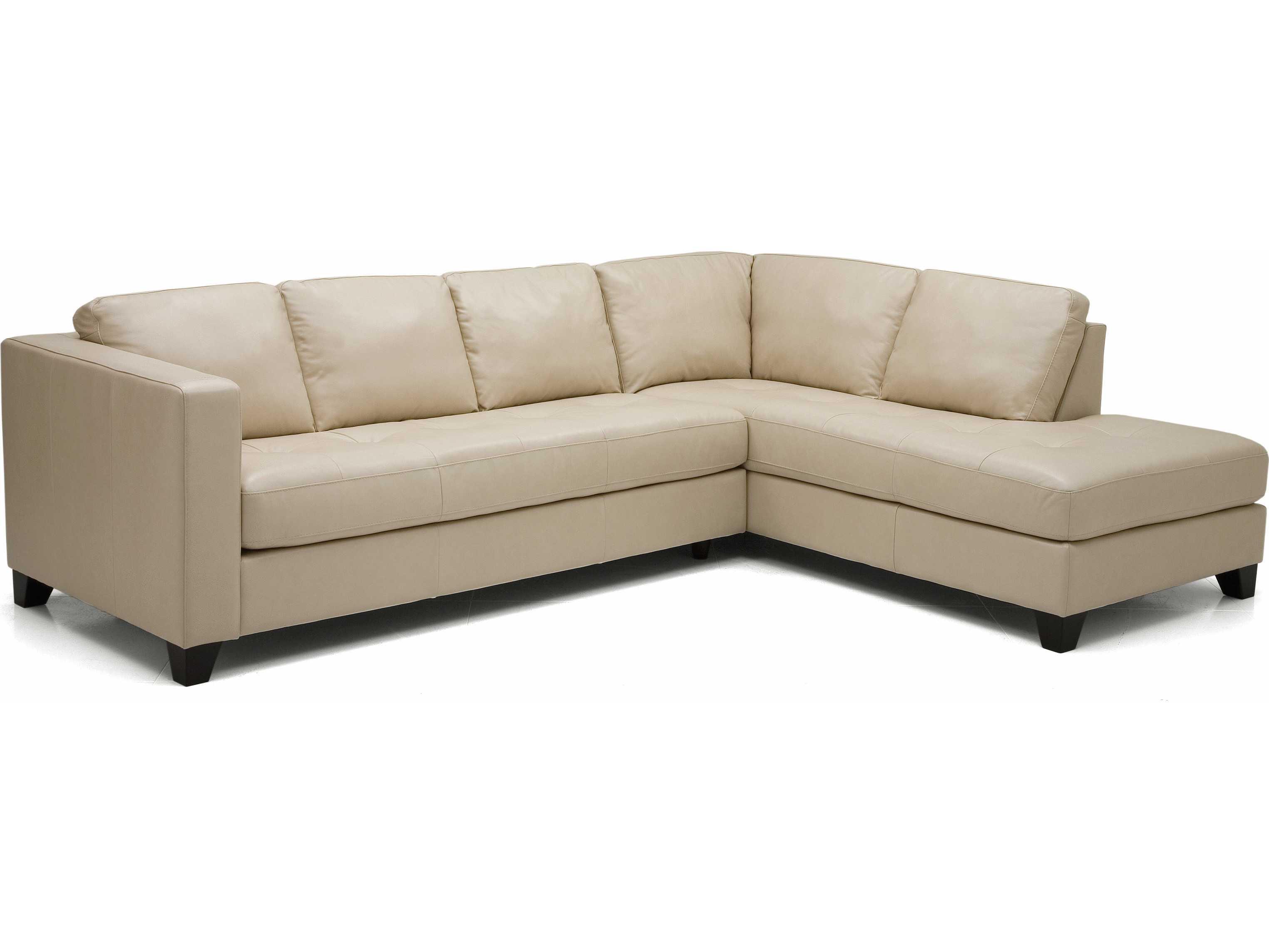 palliser jura left arm facing sectional sofa