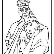 Pocahontas 2 Zum Ausmalen Dehellokidscom