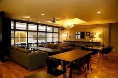 ナンドホール nando H.W.L cafe&works 竹町店