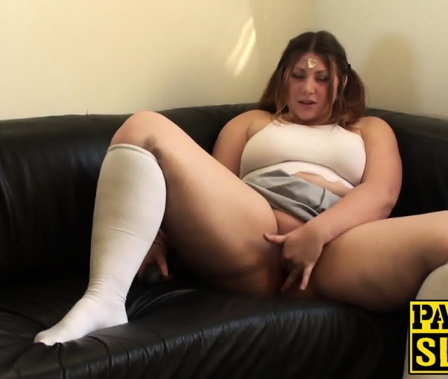 Chubby Slut Is Ready To Be Dominated By Her Master Fucker Scene 4