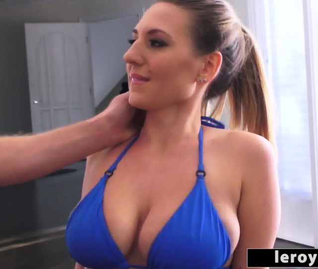 Rough Sex For Babe With Huge Natural Boobs Scene