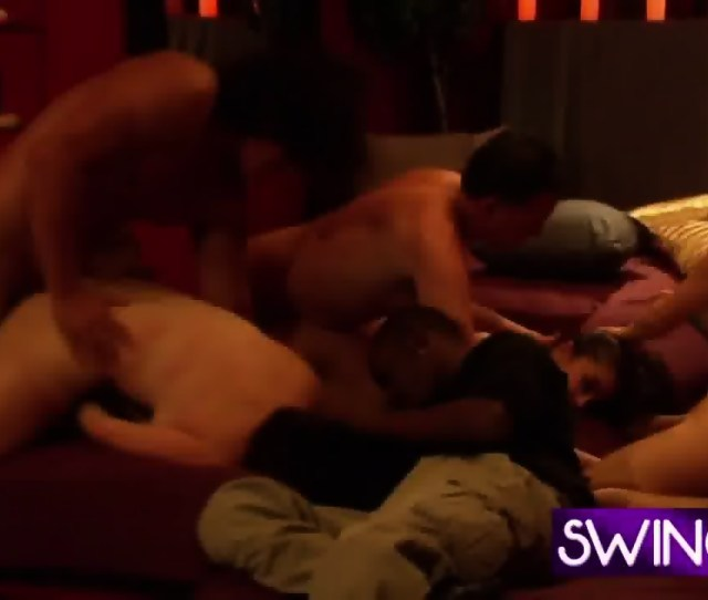 Swingers Doing The Hottest Orgy Ever Scene