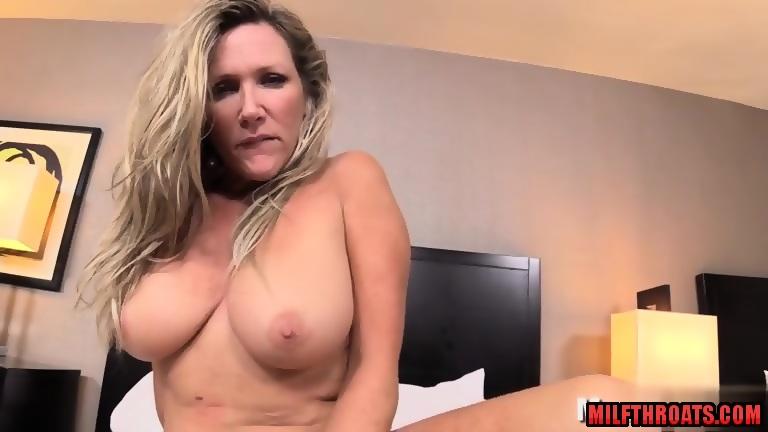 Hot Mom Pov With Creampie Scene 6