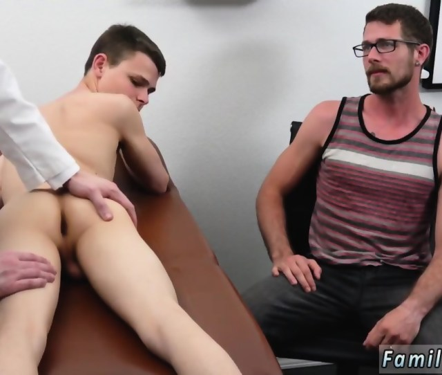 College Boys Remove Clothes For Gay Sex Doctor S Office Visit Scene 4