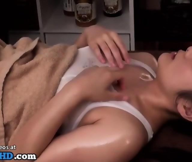 Japanese 18yo Massage Turned In Hot Sex Scene 4