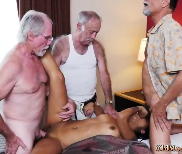 Old Man Huge Dick Then Dukke Took Over And Gave Her A Really Fine Fuck While