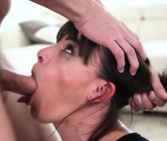 Cum Strings In Her Throat Scene 9