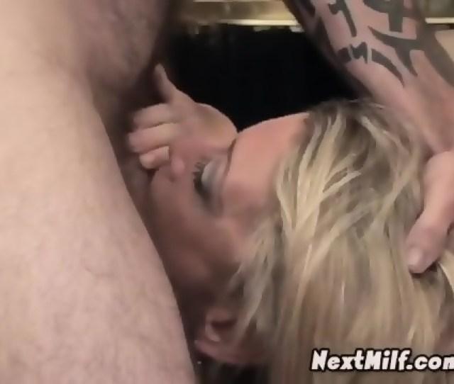 Blonde Mom Fucks New Neighbor Scene 4