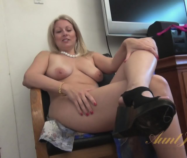 Interview With Naked Mom Scene 7