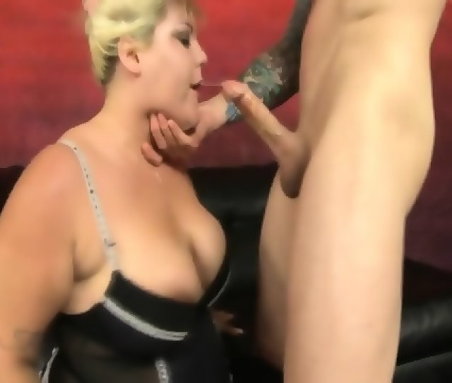 Chubby Girl Mouth Fucked For A Donut Scene 2