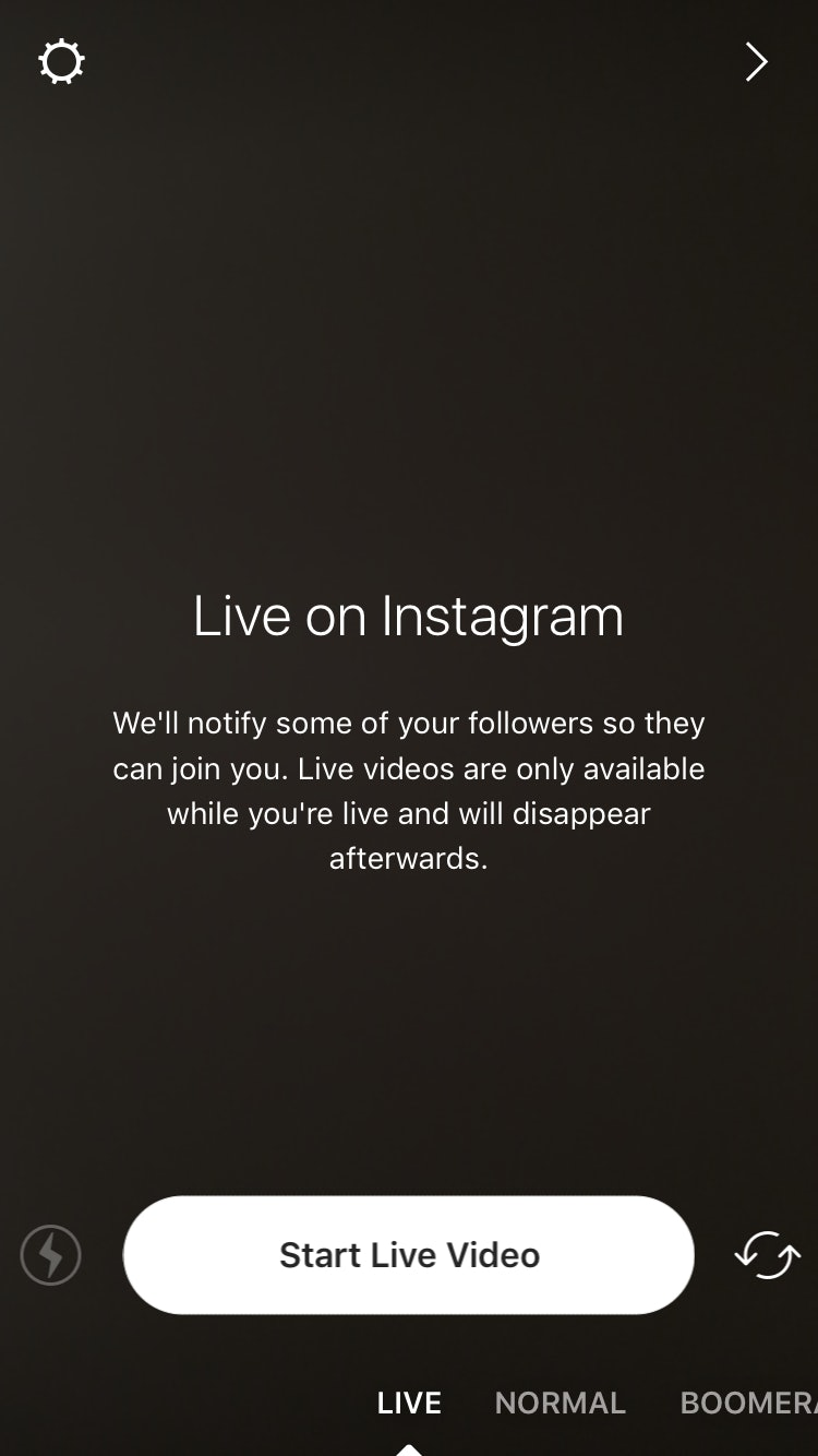 Insta :  Comment empêcher les gens de voir votre vidéo Instagram en direct, si vous appréciez votre confidentialité