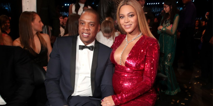 what are beyonce s twins middle names