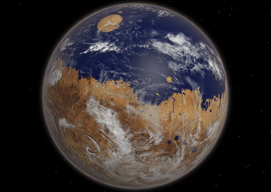 Mars Once Had Way More Oxygen in Its Atmosphere Than We ...