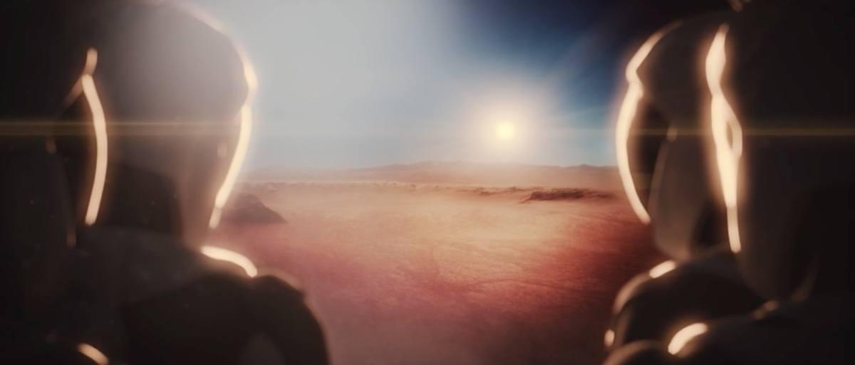 Deep-Sea Bacteria Could Oxygenate Mars for Future ...