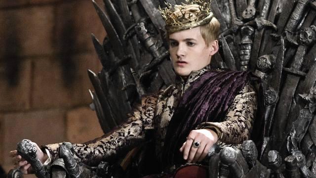 Resultado de imagen de joffrey iron throne