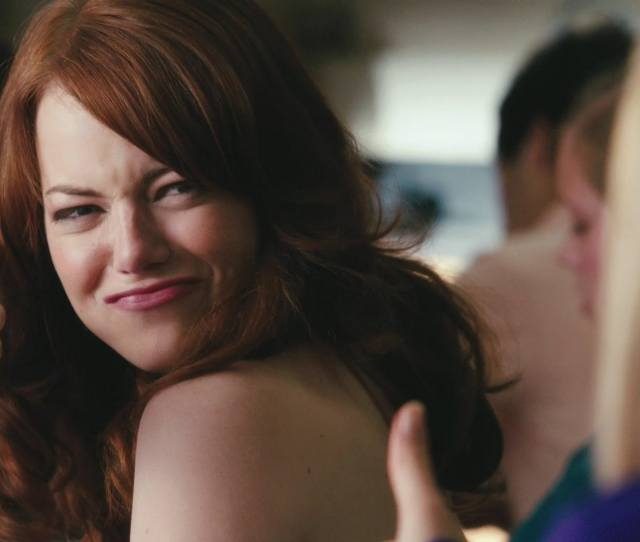 8 Things You Didnt Know About Easy A Because Theres A Whole Jar Of Olives In The Fridge