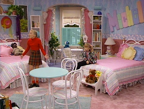 11 Fashionable '90s Bedrooms From TV & Movies You Would've ... on 90 Room  id=79529