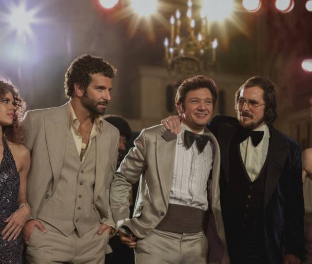 American Hustle Wins 2014 Sag Award For Outstanding Cast Beating 12 Years A Slave