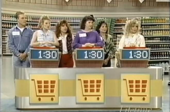 Resultado de imagen para supermarket sweep 90s