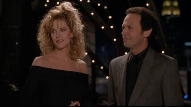 Image result for when harry met sally split screen
