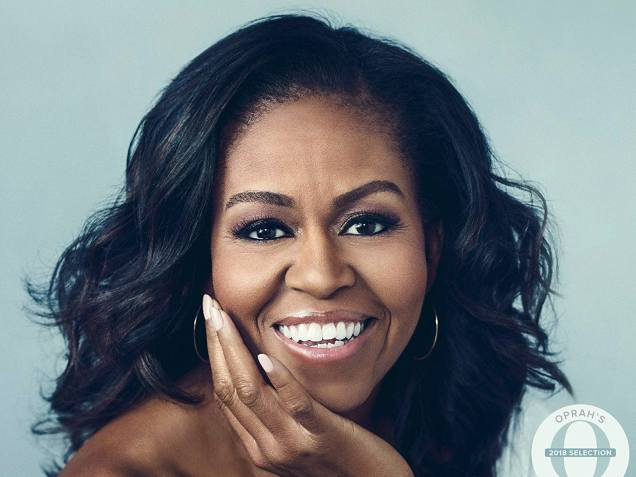 Image result for becoming by michelle obama Lady Memoir Book Club