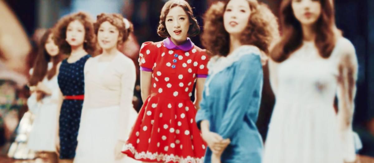 Girl Korean Group Singers Names