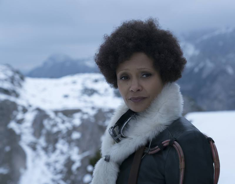 How 'Solo' Treated Its One Black Female Character As A Prop For Two White Men