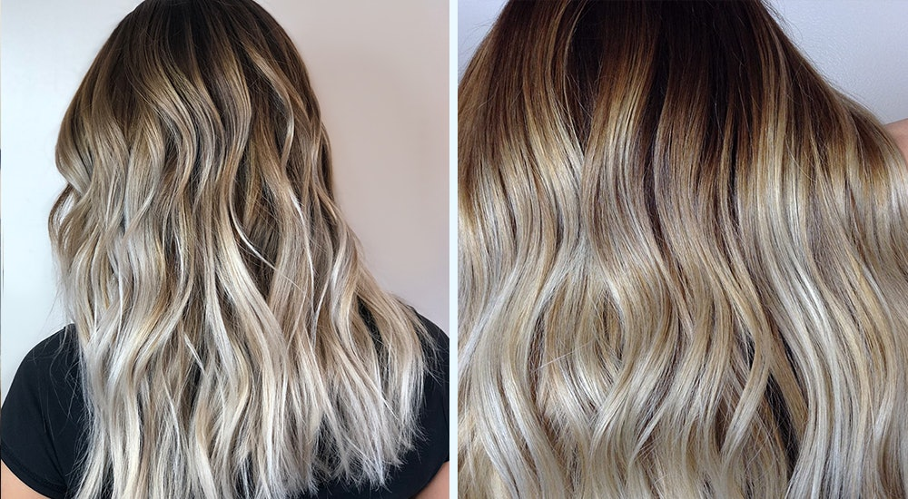 What Is Toasted Coconut Hair Heres How You Can Get This