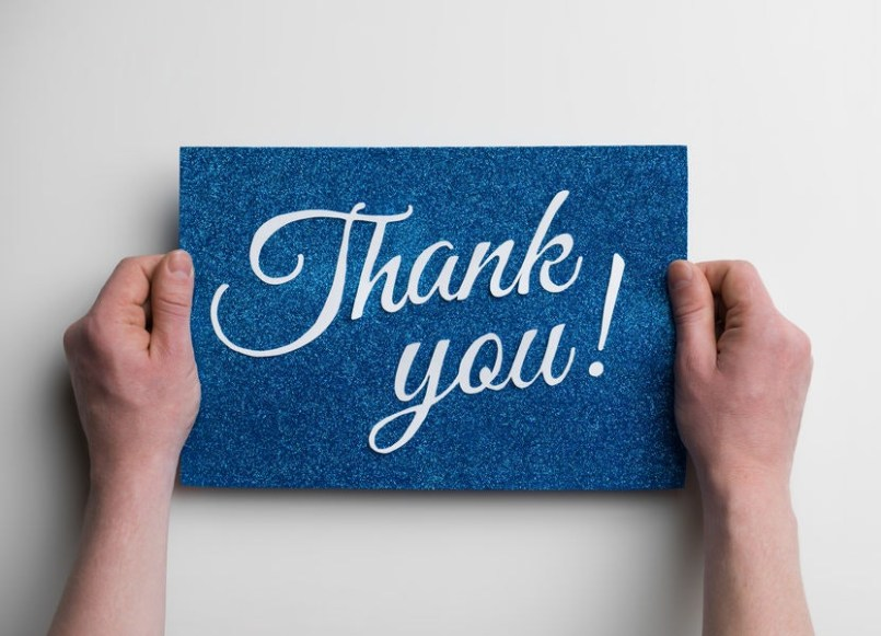 How To Write Good Thank You Notes For Your Wedding Gifts