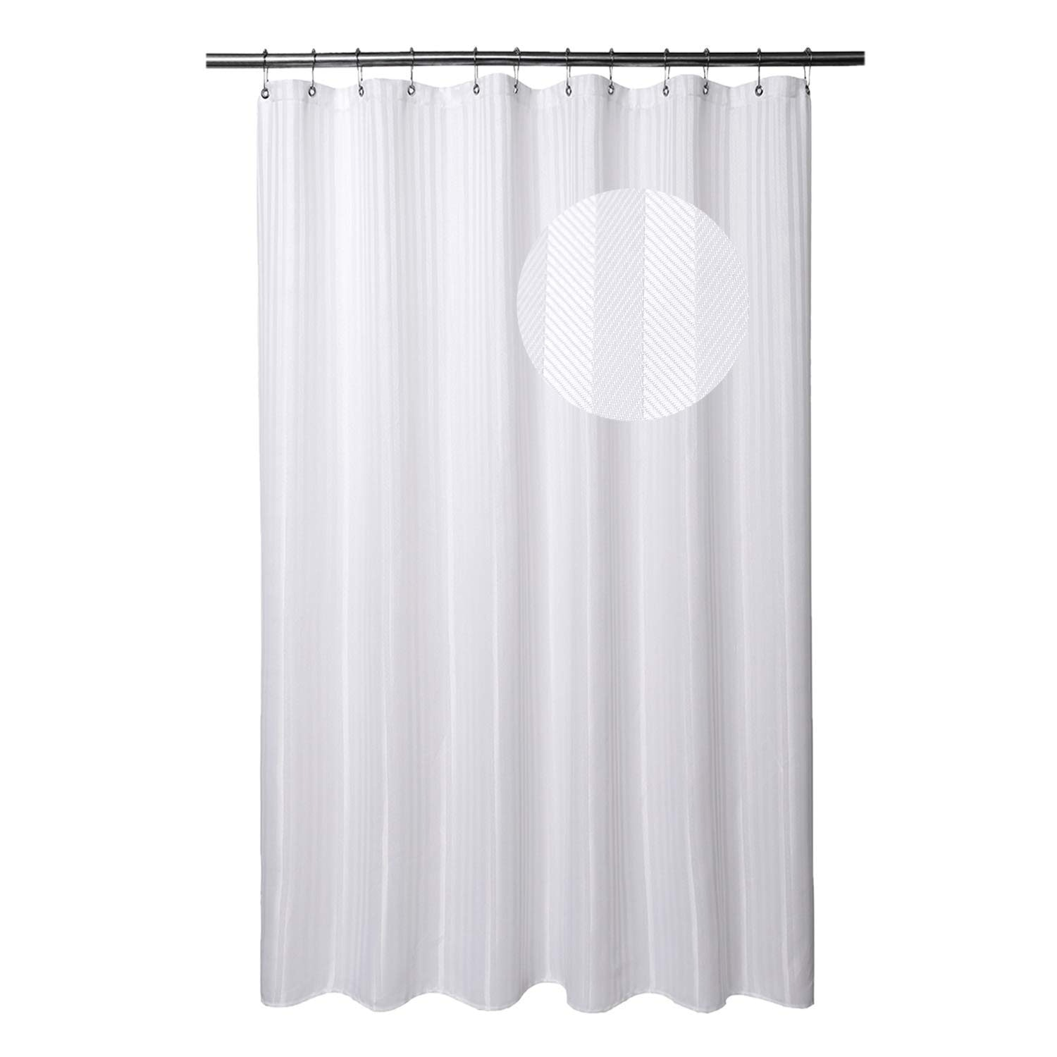 The 3 Best Shower Curtains For Walk In Showers