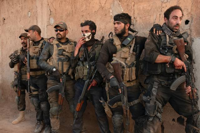 Mosul' Netflix review: The best action movie of 2020 has a timely message